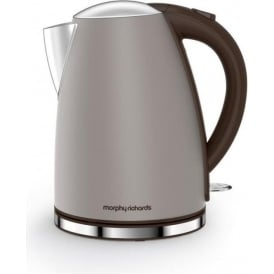 Accents Jug Kettle, Pebble Grey