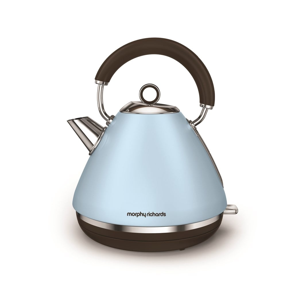 Morphy Richards Appliances: Morphy Richards Accents Special Edition Kettle, Azure Blue
