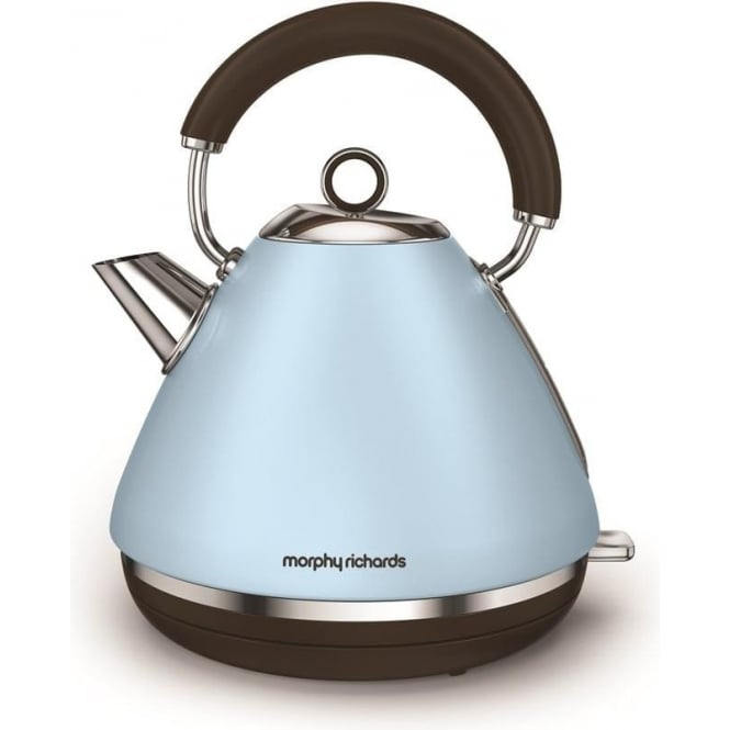 Morphy Richards Accents Special Edition Kettle, Azure Blue
