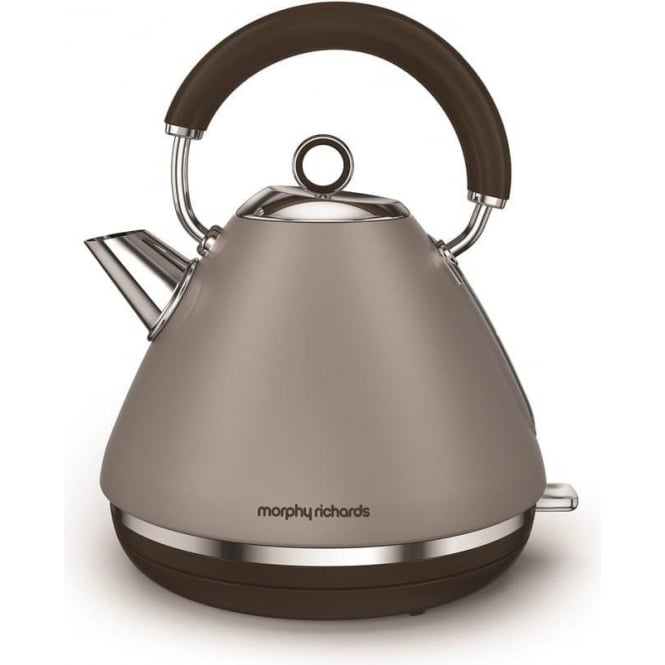 Morphy Richards Accents Special Edition Kettle, Pebble Grey
