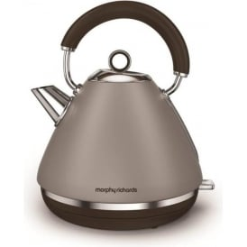 Accents Special Edition Kettle, Pebble Grey