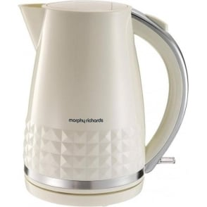 Dimensions Kettle, Cream