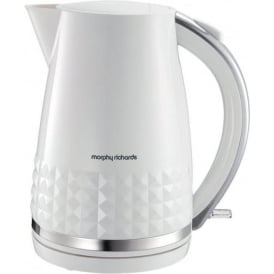 Dimensions Kettle, White