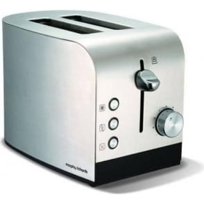 Equip 2 Slice Toaster, Brushed Stainless Steel