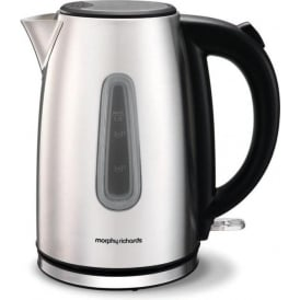 Equip Jug Kettle, Brushed Stainless Steel