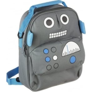 DDBPROB Robot Backpack with Interior Sleeve for 6-8 inch Tablets