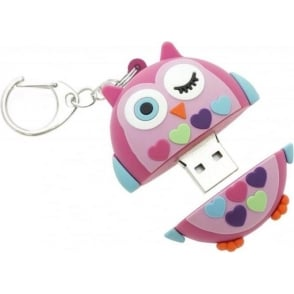 DDOWLUSB Owl USB Flash Drive Memory Stick