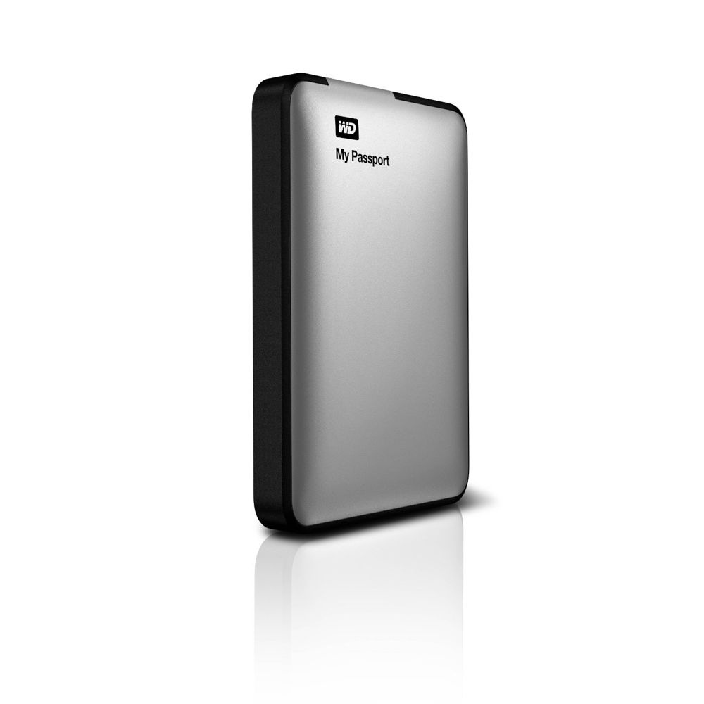 western digital my passport 500gb usb 3 0 portable hard. Black Bedroom Furniture Sets. Home Design Ideas