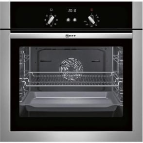 B14M42N5GB Built-in oven with CircoTherm®, Stainless Steel
