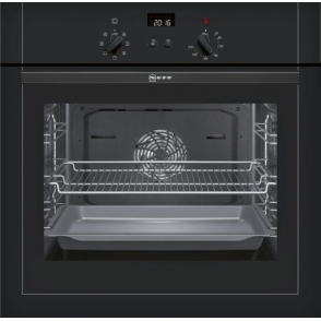 B14M42S5GB Built-in oven with CircoTherm, Black