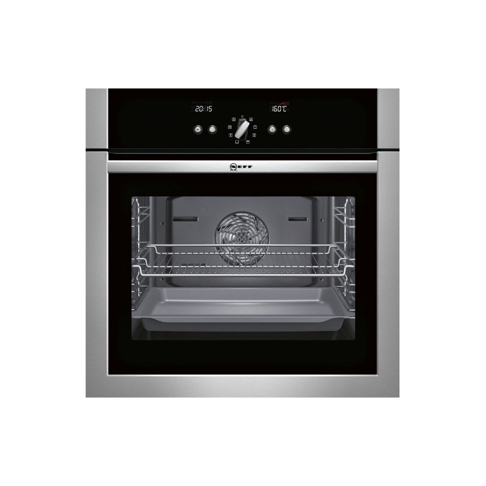 Neff B14p42n5gb Built In Oven With Circotherm 174 Stainless