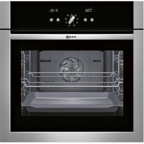 B14P42N5GB Built-in oven with CircoTherm®, Stainless Steel