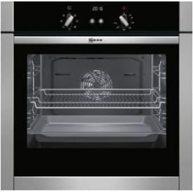 B44M42N5GB Single Oven, Stainless Steel