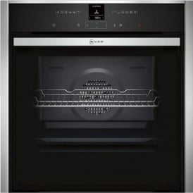 B47CR32N0B Electric Built-In Convection 71L Single Oven, Stainless Steel