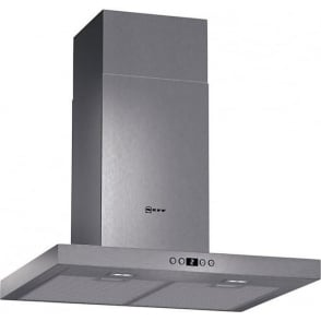 D76SH52N0B 60cm Chimney Cooker Hood, Stainless Steel