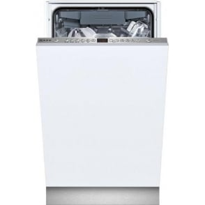 S58T69X1GB 45cm Slimline Fully Integrated Dishwasher, 10 Place Settings