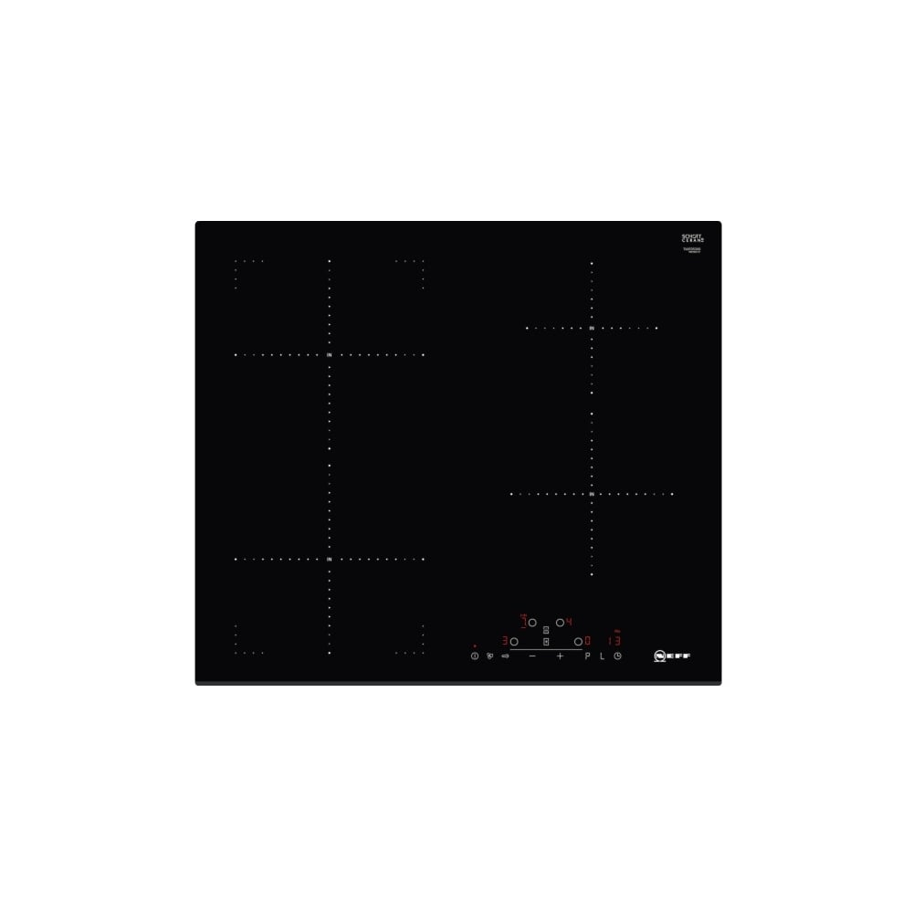 neff t46fd53x0 induction hob home appliances from. Black Bedroom Furniture Sets. Home Design Ideas