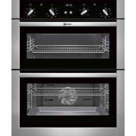 U17M42N5GB Built-Under Double Oven, Stainless Steel