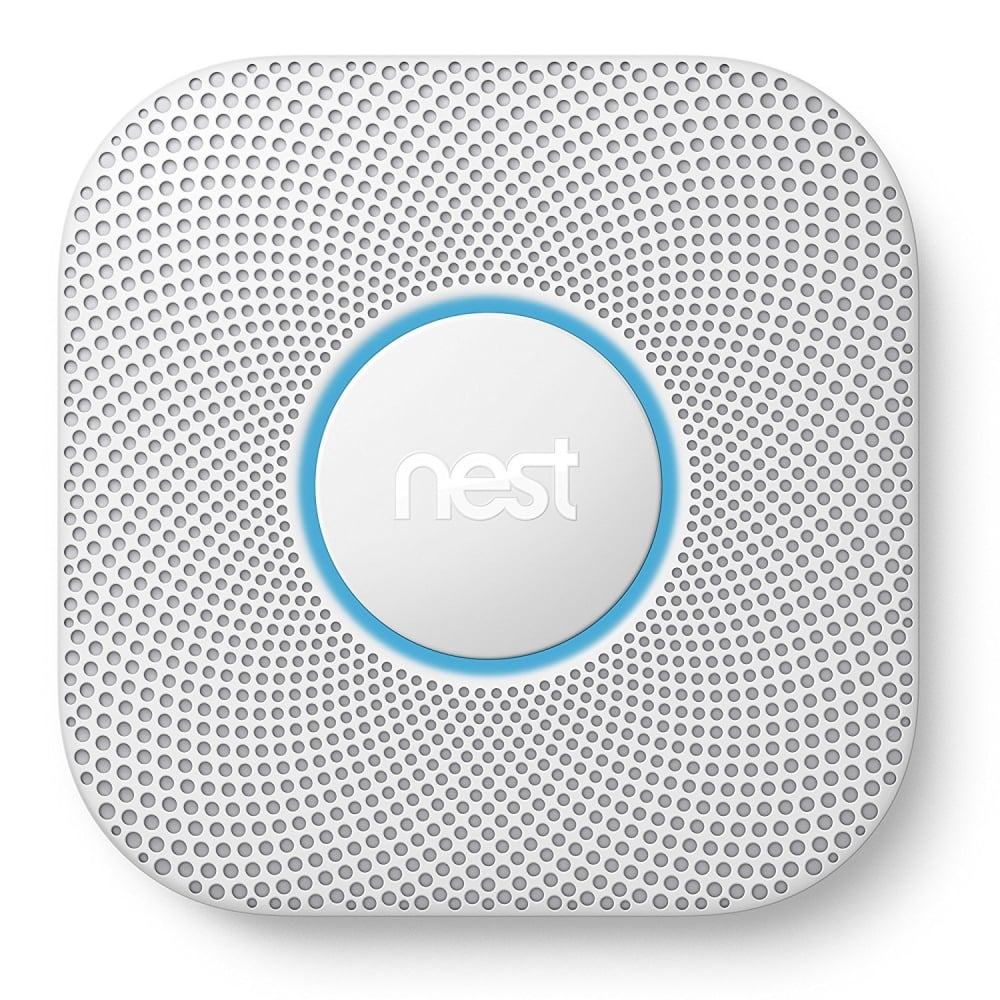 Nest Protect 2nd Generation Smoke Carbon Monoxide Alarm