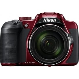 B700 Coolpix Compact System Camera, Red