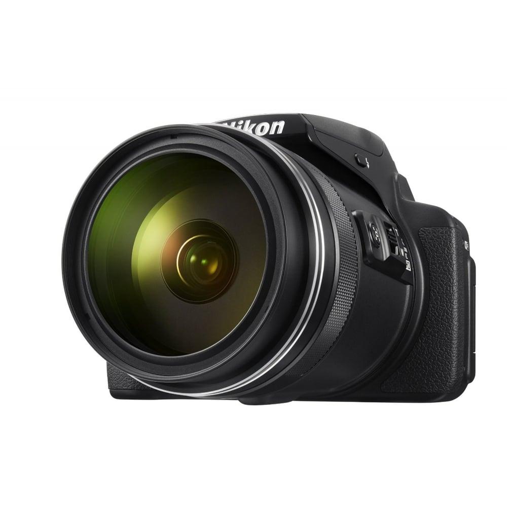 nikon coolpix p900 digital camera black 16 0 mp cmos sensor 83x zoom 3 inch lcd screen. Black Bedroom Furniture Sets. Home Design Ideas