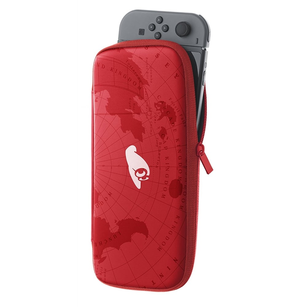 Nintendo switch carry case plus screen protector accessory for Housse nintendo switch mario