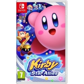 Switch Kirby: Star Allies