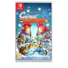 Switch Scribblenauts Showdown