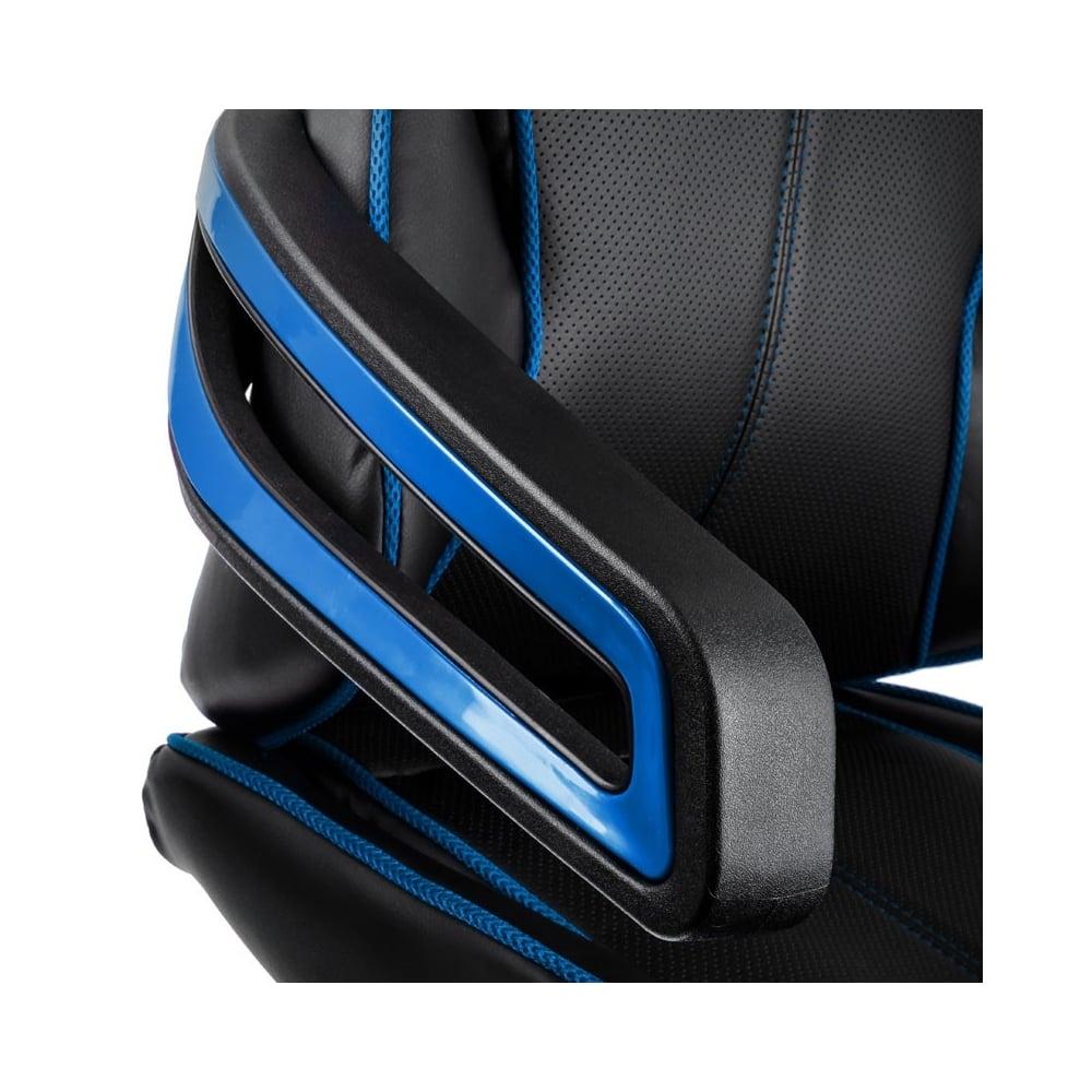 Nitro Concepts E200 Race Series Gaming Chair Black Blue
