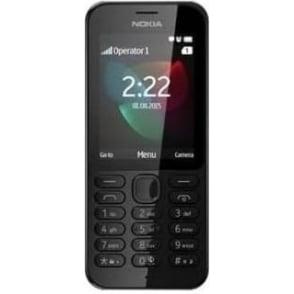 "222 2.4"" Mobile Phone, Black"