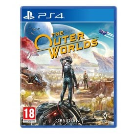 Obsidian The Outer Worlds PS4