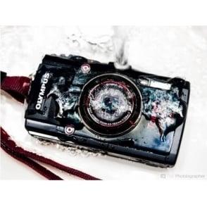 Tough TG-4 Waterproof Compact Digital Camera, Black