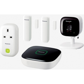 KX-HN6012E Smart Home Monitoring and Control Kit