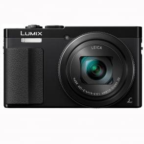 LUMIX Digital Camera DMC-TZ70, Black