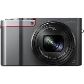 Lumix DMC-TZ100EB-S Compact Camera, Silver