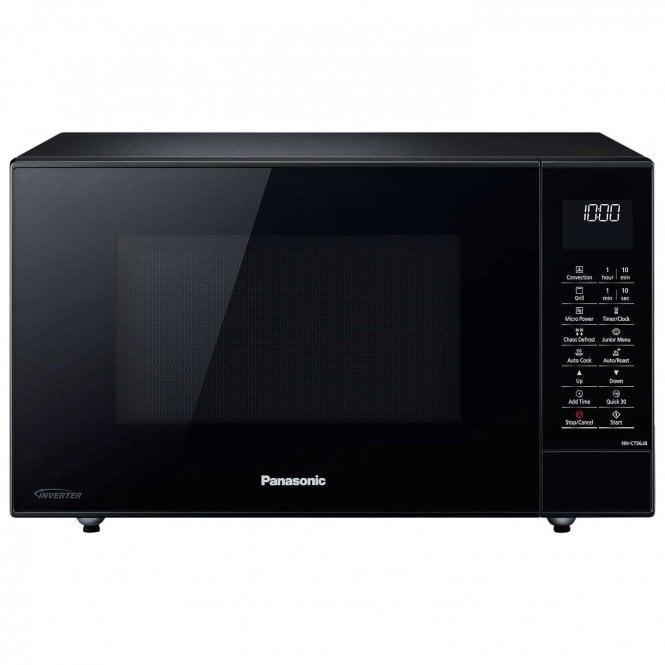 Slimline Combination Microwave Oven: Panasonic NN-CT56JBBPQ Slimline Combination Microwave Oven
