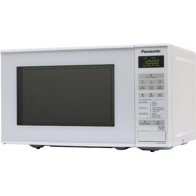 Panasonic NN-E271WMBPQ 20 Litre 800W Compact Microwave, White