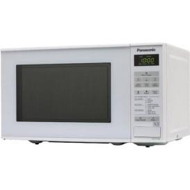 NN-E271WMBPQ 20 Litre 800W Compact Microwave, White