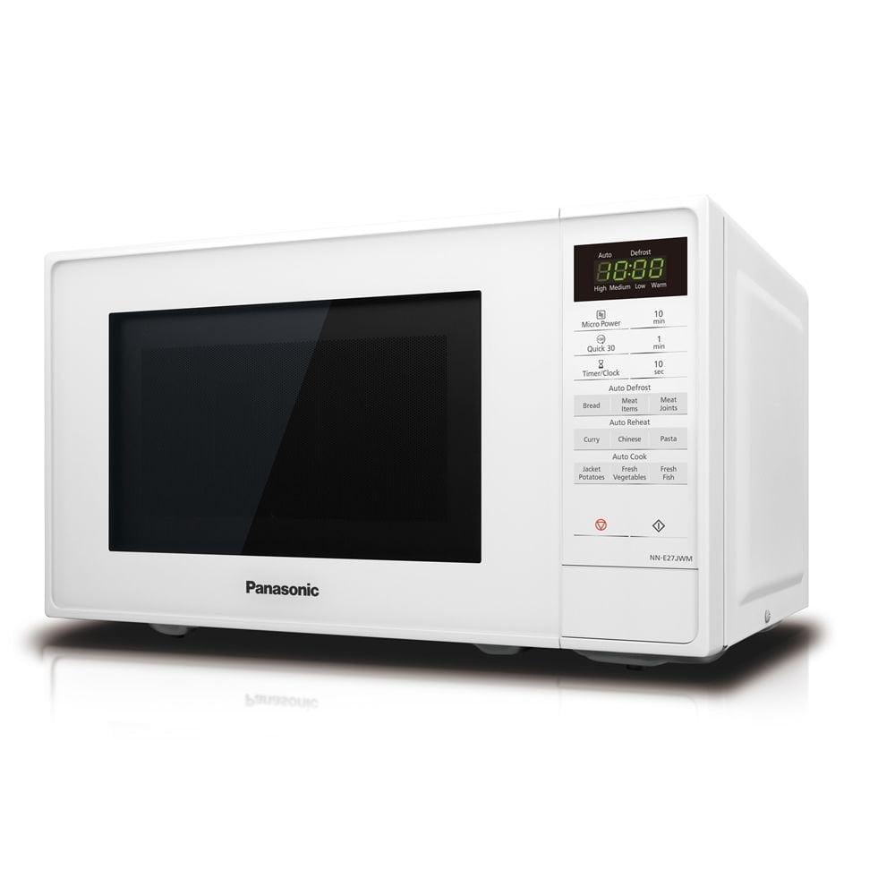 Panasonic Nn E27jwmbpq Compact Microwave Oven 20l 9