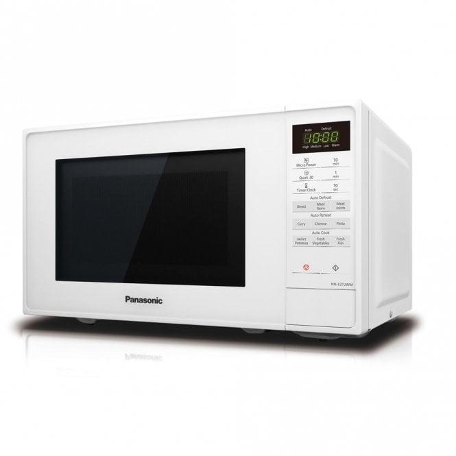 Panasonic NN-E27JWMBPQ Compact Microwave Oven 20L, 9