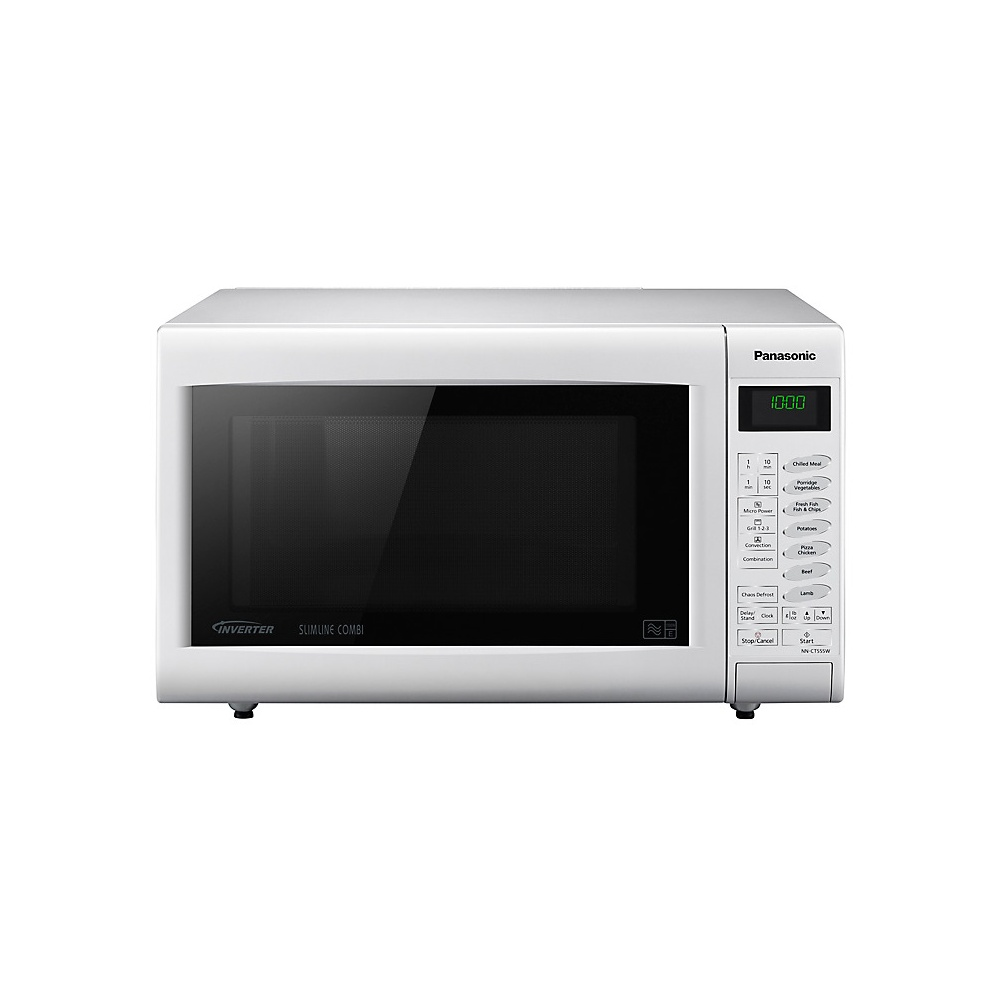 Panasonic Nnct555wbp Combination Microwave Oven White