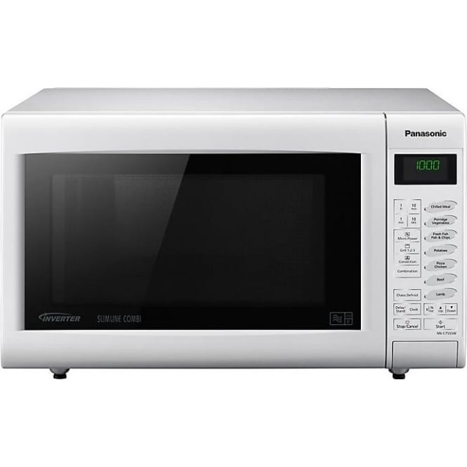 Panasonic NNCT555WBP Combination Microwave Oven, White