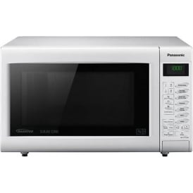 NNCT555WBP Combination Microwave Oven, White