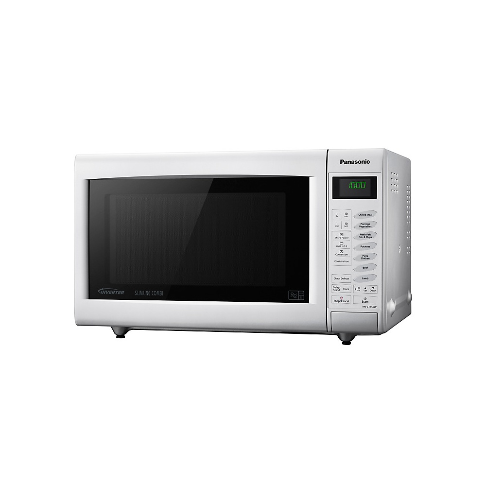 Panasonic Nnct555wbp Combination Microwave Oven White