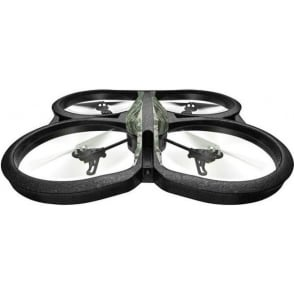 Parrot AR.Drone 2.0 Quadricopter Elite - Jungle Edition