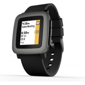Time Smartwatch for Smartphone, Black