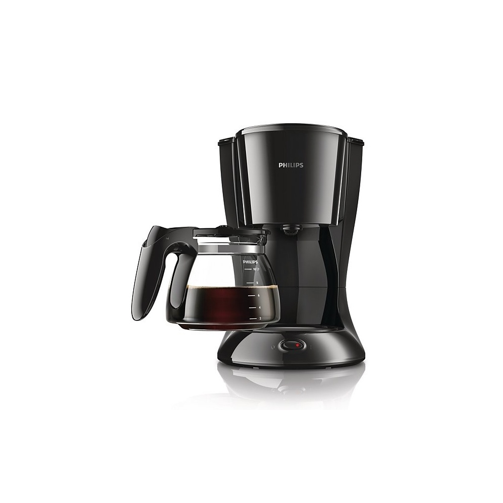 George Home Coffee Maker : Philips HD744720 Coffee Maker, Black - Philips from Powerhouse.je UK