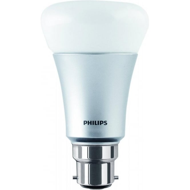 Philips Hue Personal Wireless Lighting Single LED Light Bulb (1 x B22)