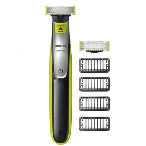 OneBlade Hybrid Trimmer & Shaver with 4 x Combs