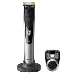 QP6520/30 OneBlade Pro Hybrid Trimmer & Shaver with 14-Length Comb